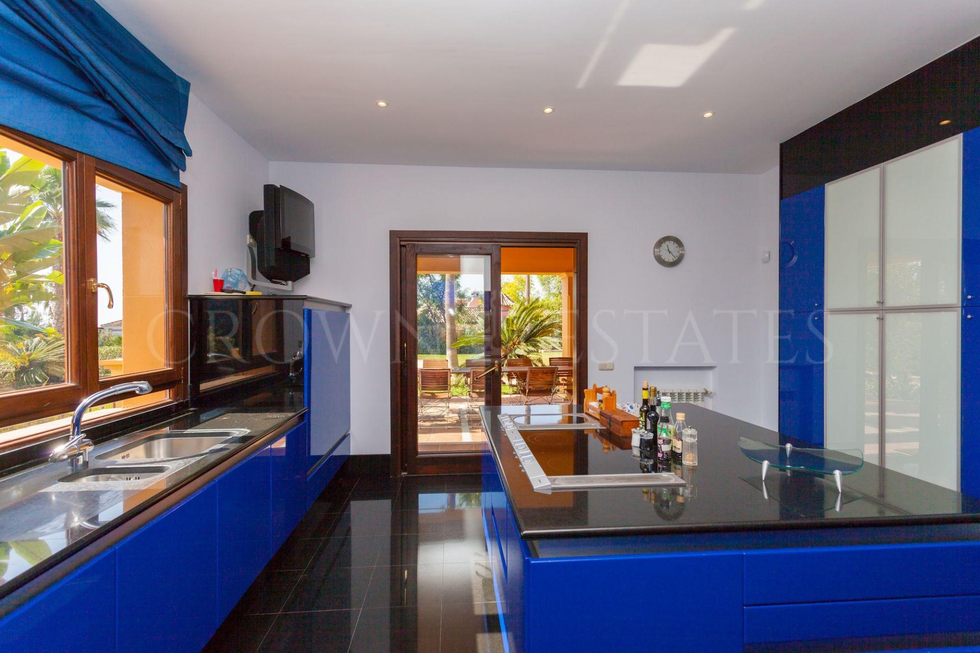 Villa for sale in Altos Reales, Marbella Golden Mile
