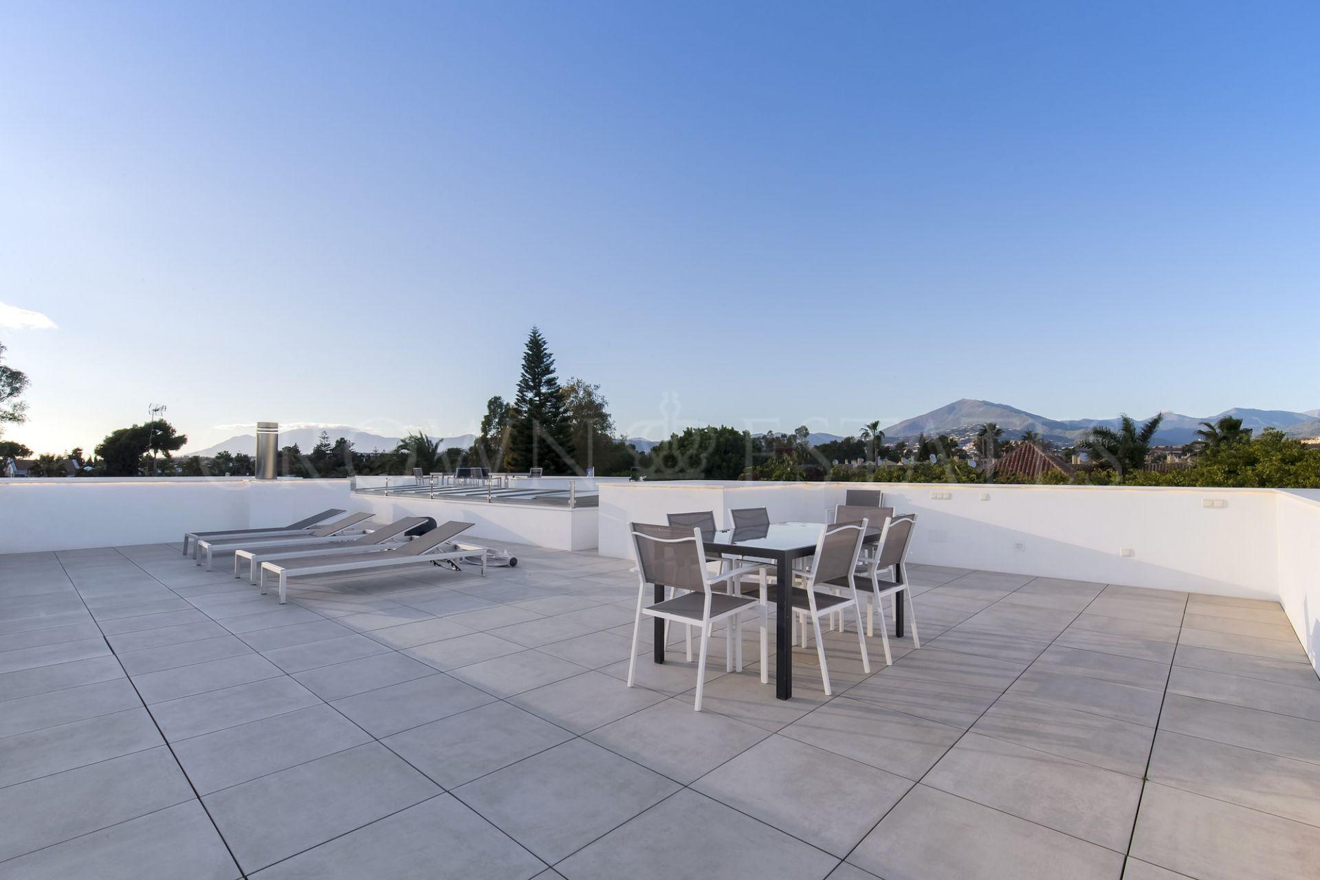Villa for rent in Marbella - Puerto Banus
