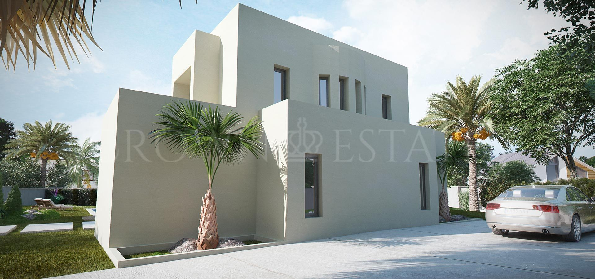 Villa for sale in Mirador del Paraiso, Benahavis