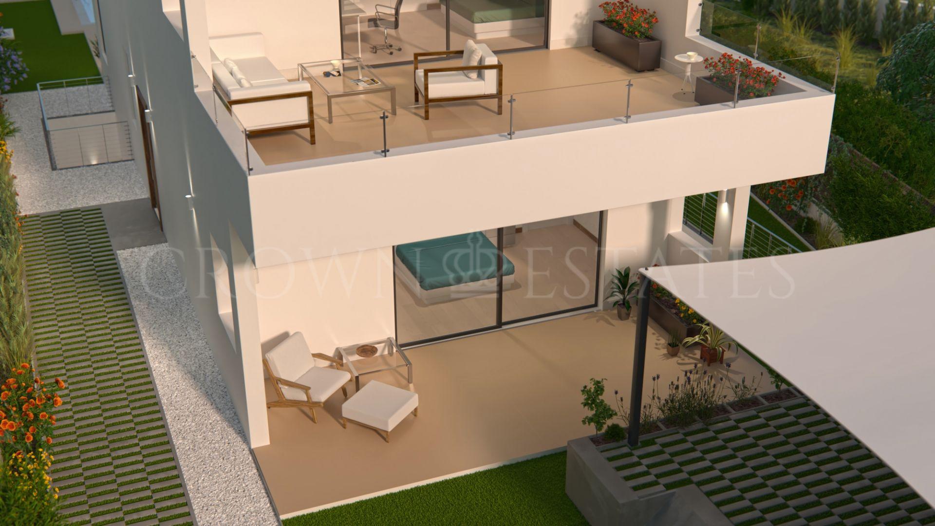 Villa for sale in Monte Biarritz, Estepona