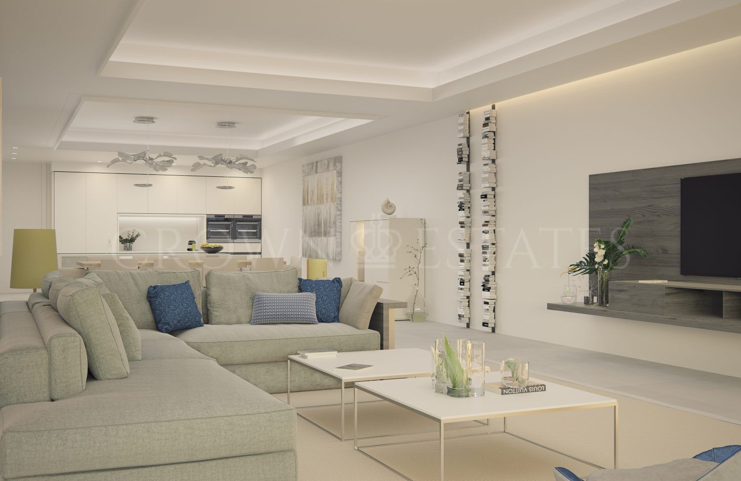 Apartment for sale in Estepona Old Town