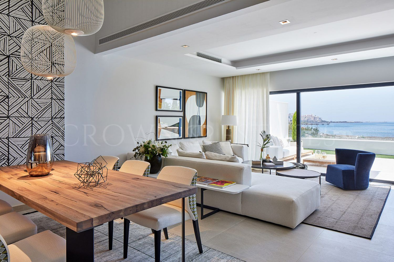 Town House for sale in Estepona Playa