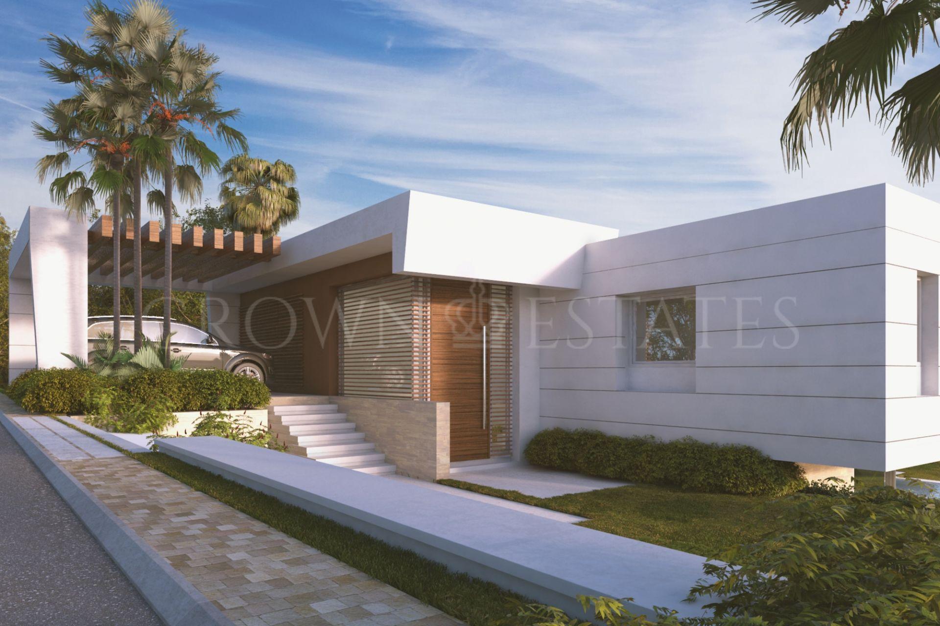 Villa for sale in Santa Clara, Marbella East