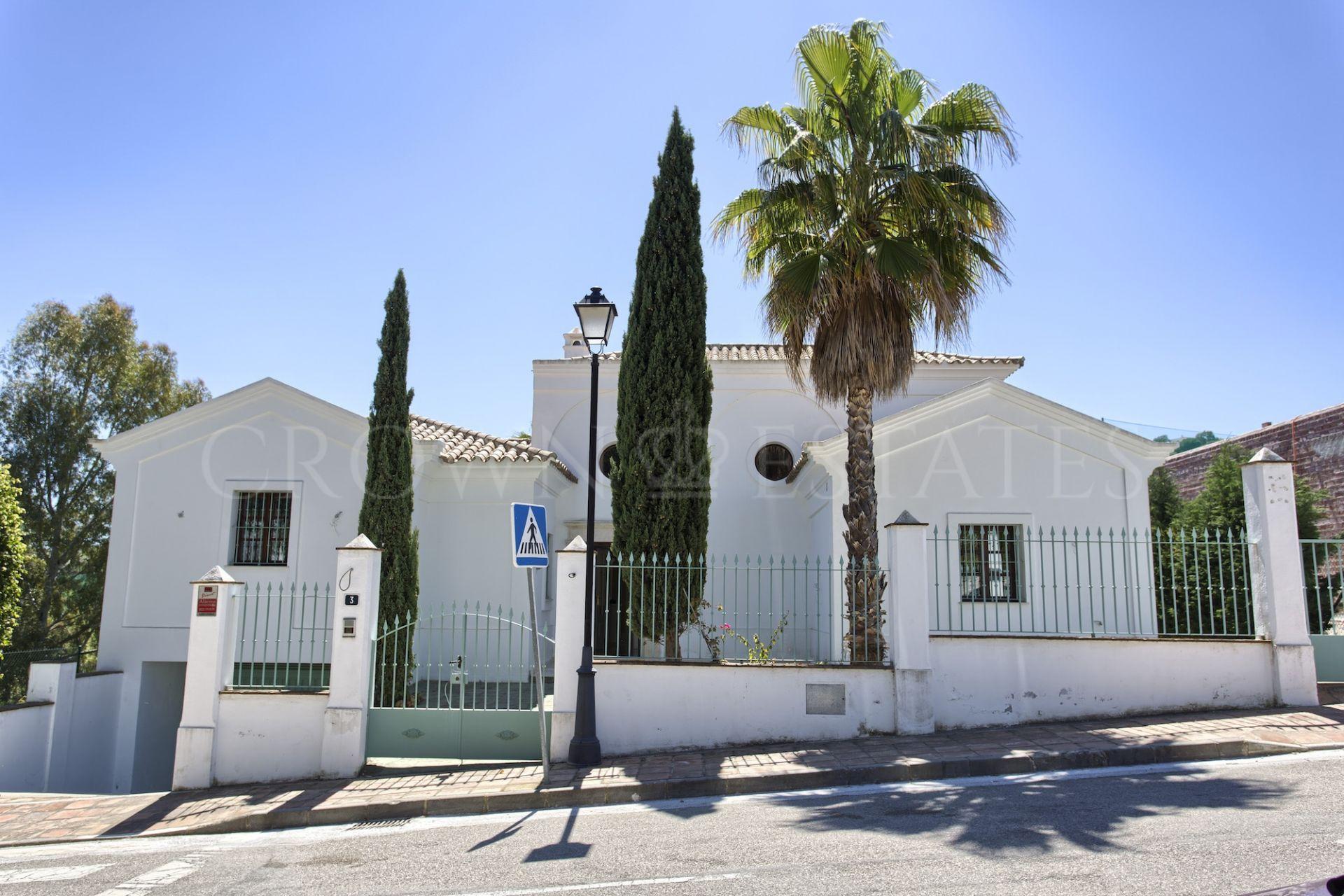 Villa for sale in La Cala Hills, Mijas Costa