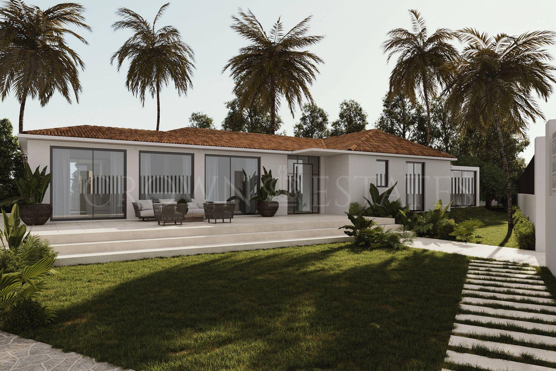 Completely Refurbrished Villa in Nueva Andalucía!