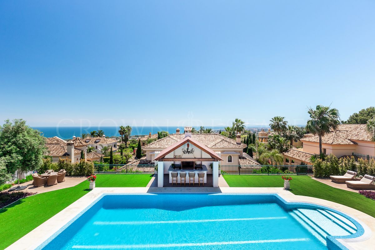 Villa for sale in Sierra Blanca, Marbella Golden Mile