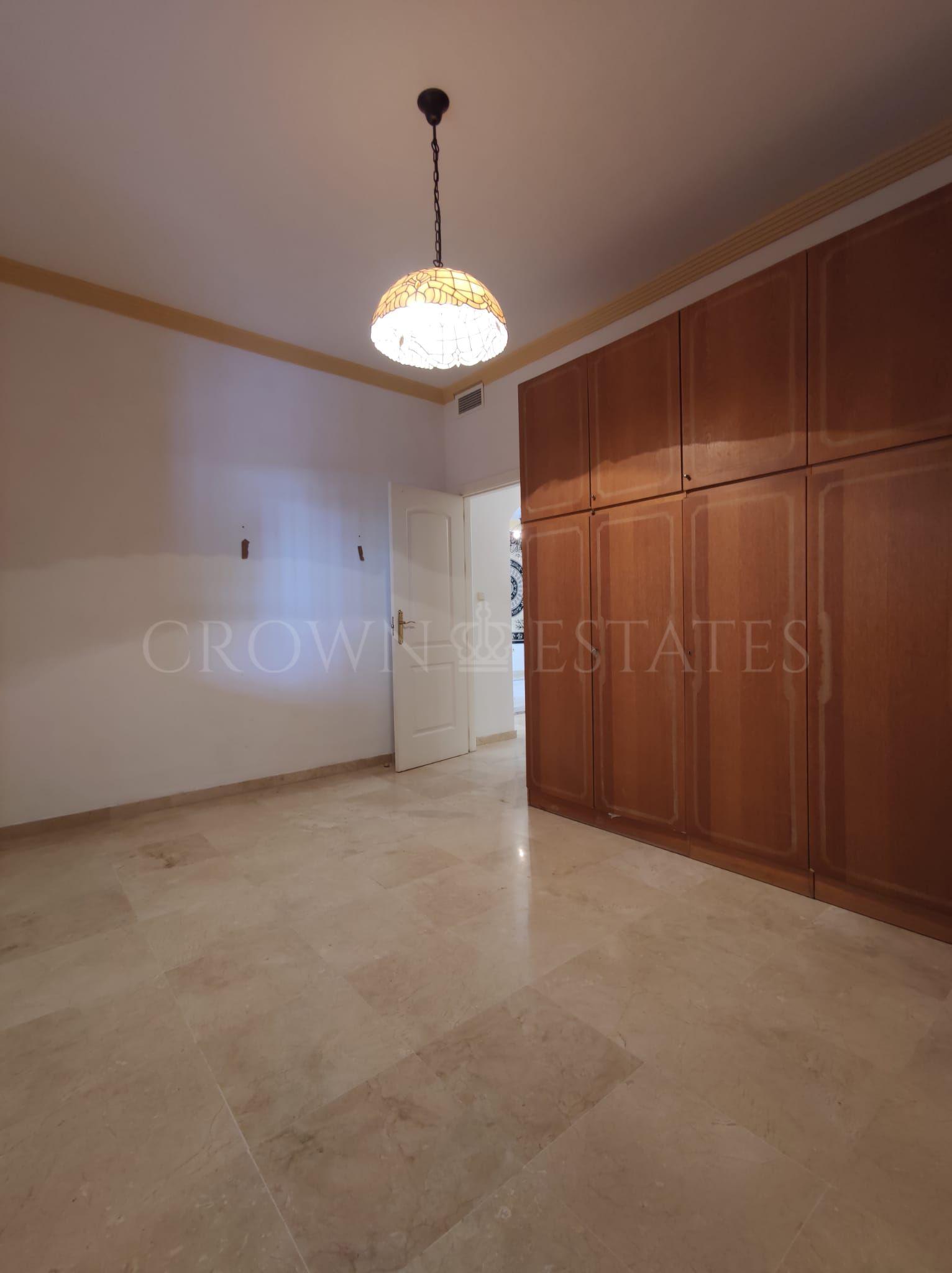 Apartment in River Garden, Nueva Andalucia
