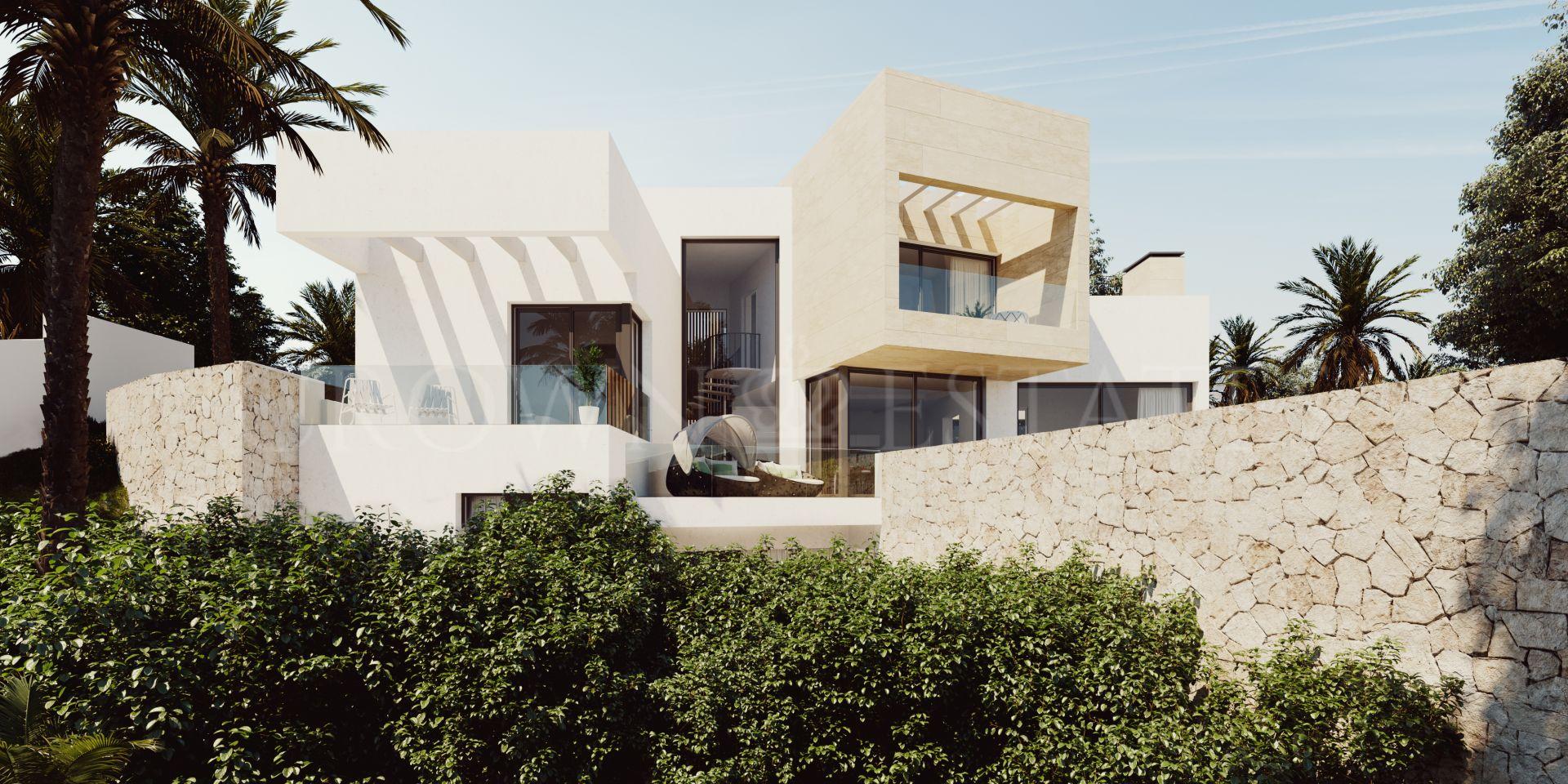 6 Modern Style Villas at Mirador del Paraíso.