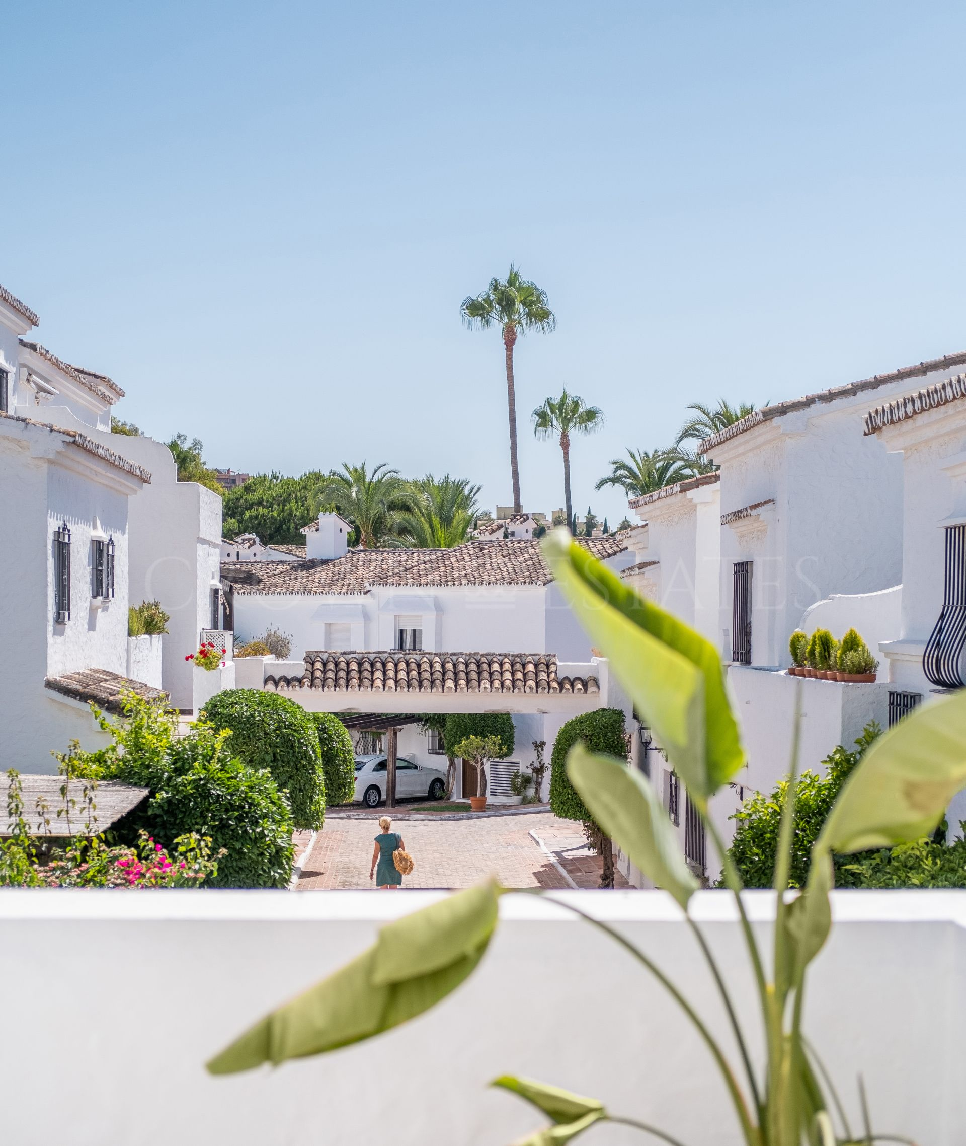 Classical Andalusian Town House at Los Naranjos Country Club