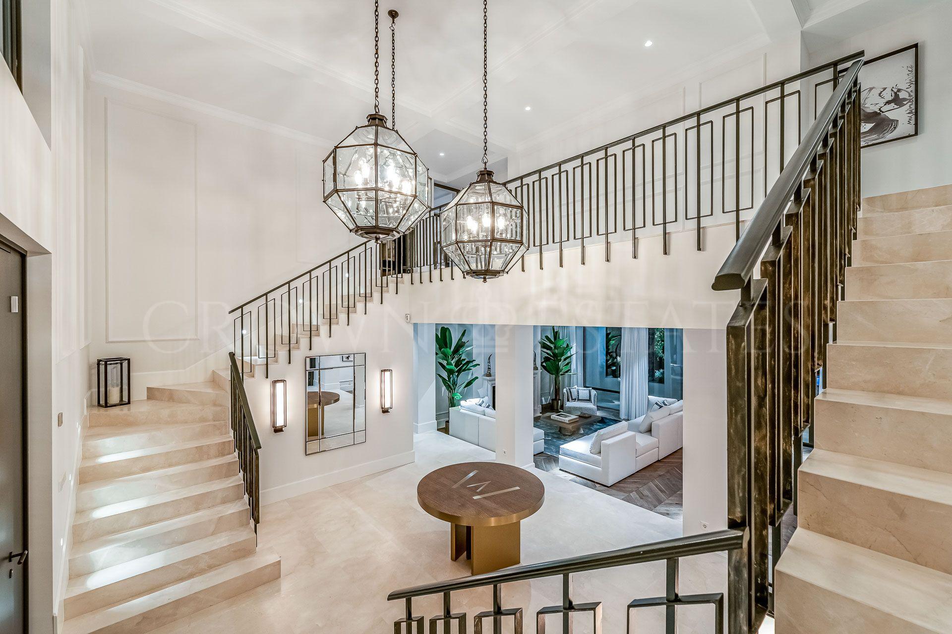 Fascinating Villa at Sierra Blanca Marbella