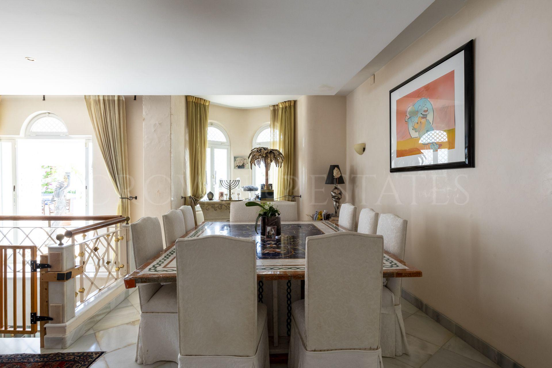 Unique apartment in Marbella Hill Club