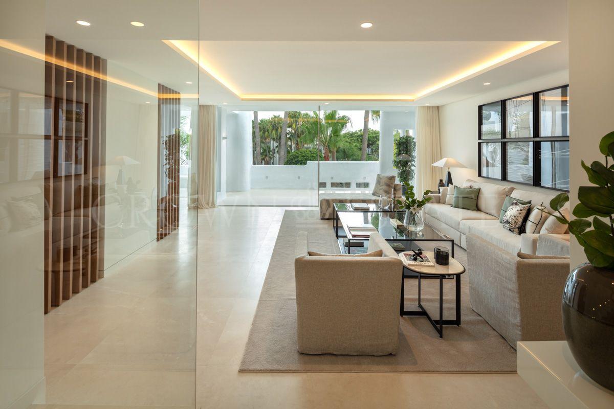 Unique Luxury Duplex Penthouse in Puente Romano.