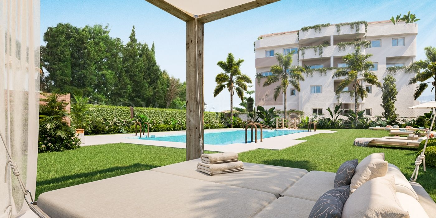 Golden Banus Apartments
