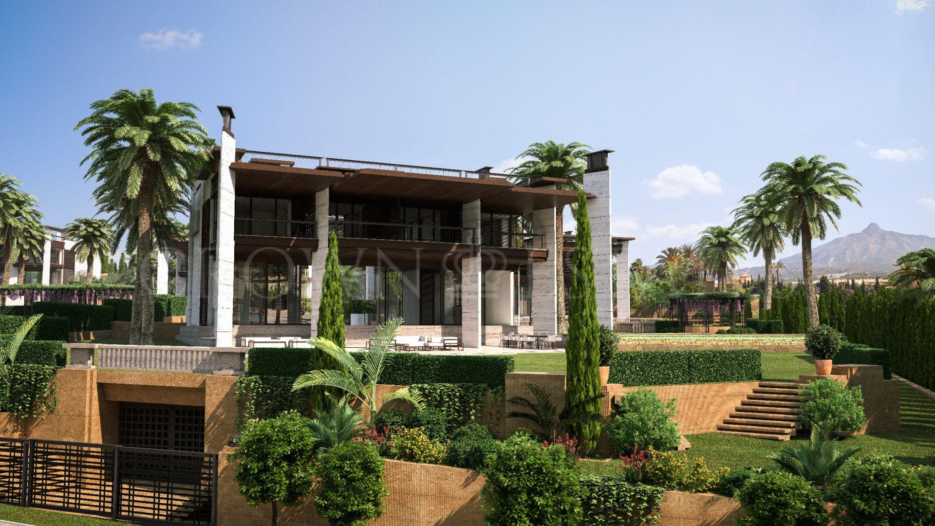 Los Palacetes de Banus, 8 stunning and elegant villas walking distance to Puerto Banús