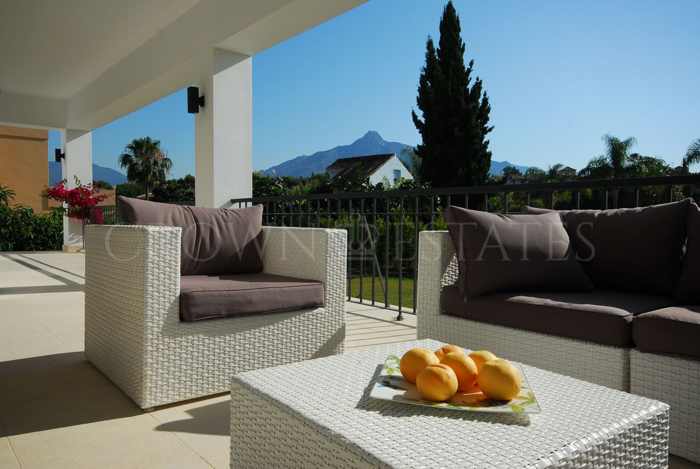 Villa for rent in Marbella - Puerto Banus
