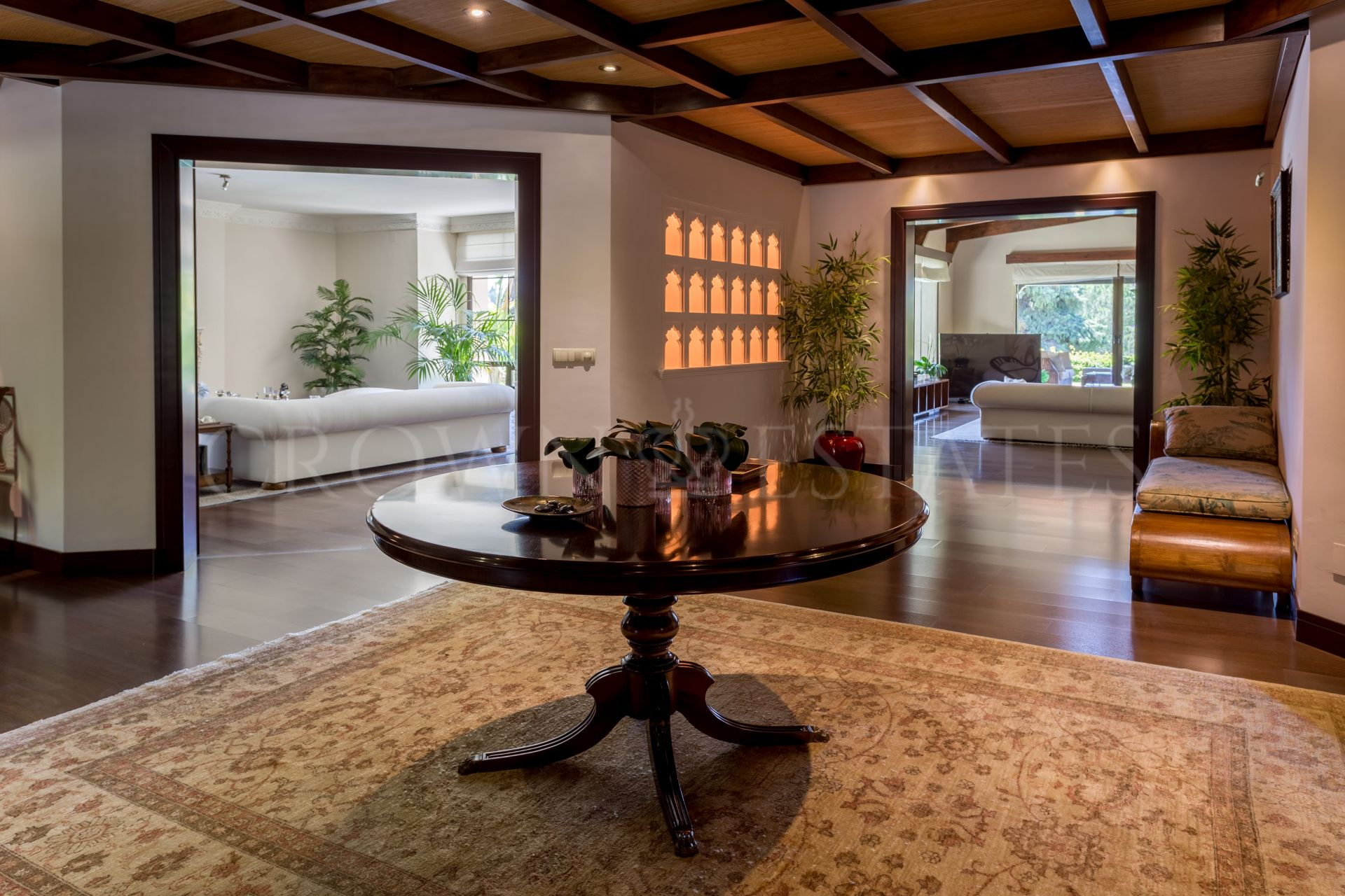 Villa for rent in Los Monteros, Marbella East