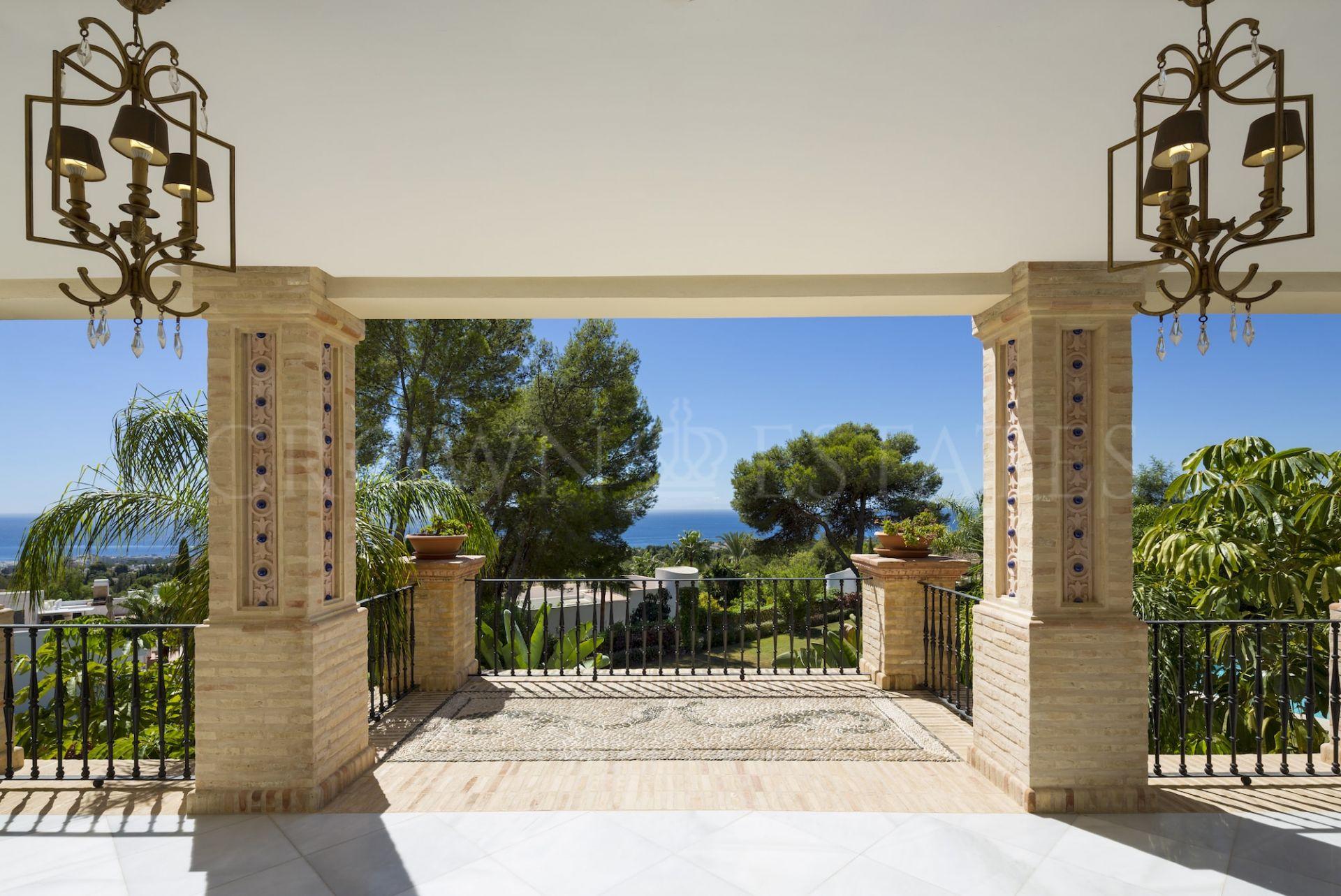 Mansion for sale in La Quinta de Sierra Blanca, Marbella Golden Mile