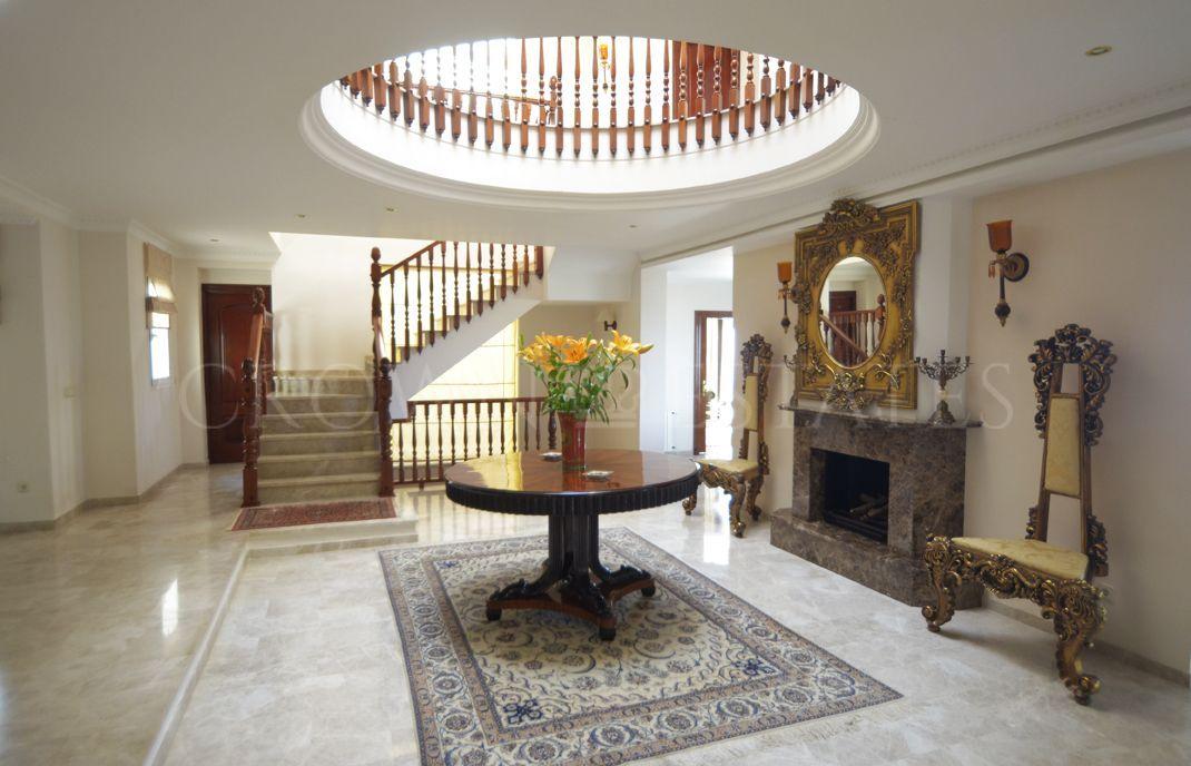 Villa for rent la montua Marbella