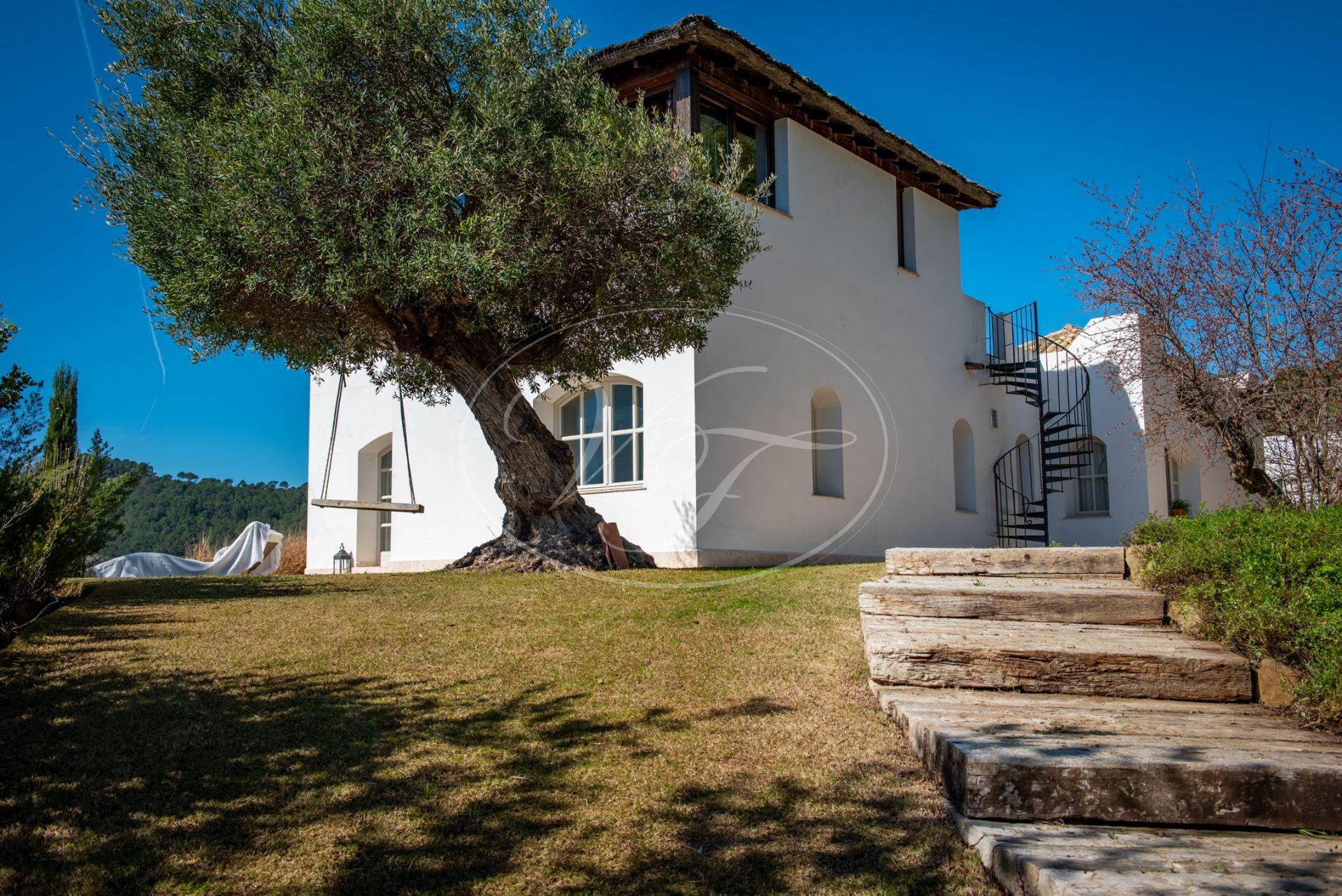 Casa de Campo en venta en Gaucin