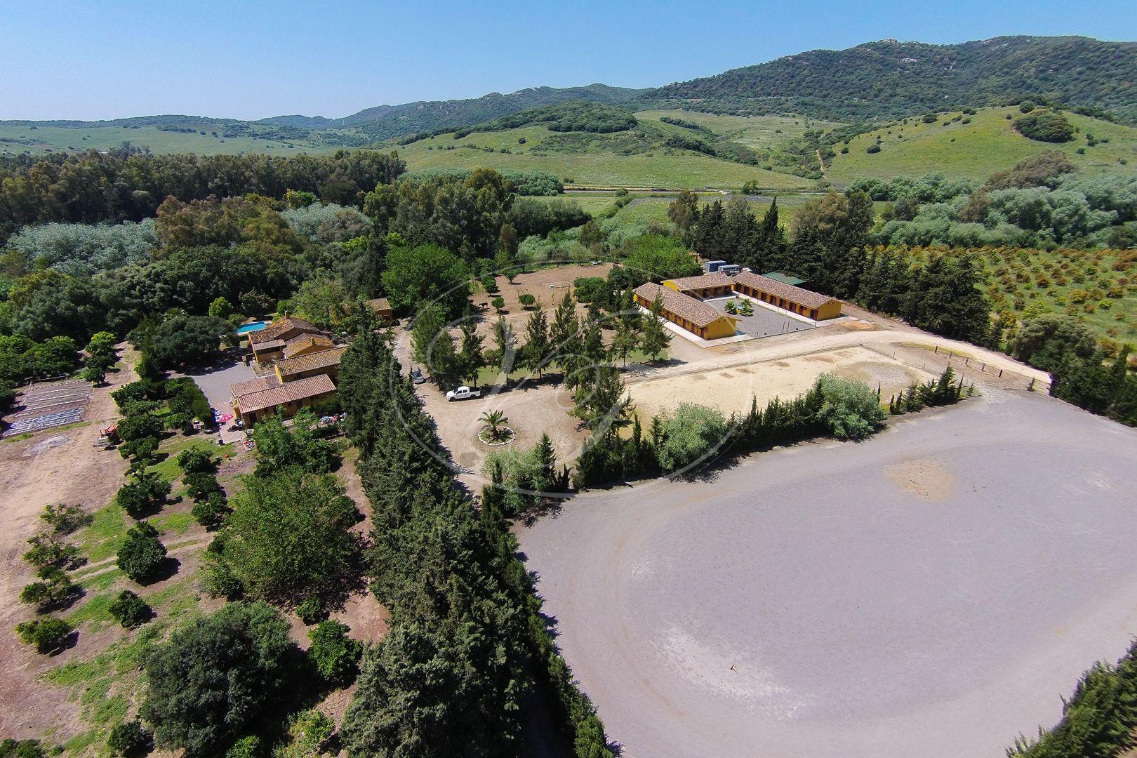 Estate for sale in Jimena de La Frontera