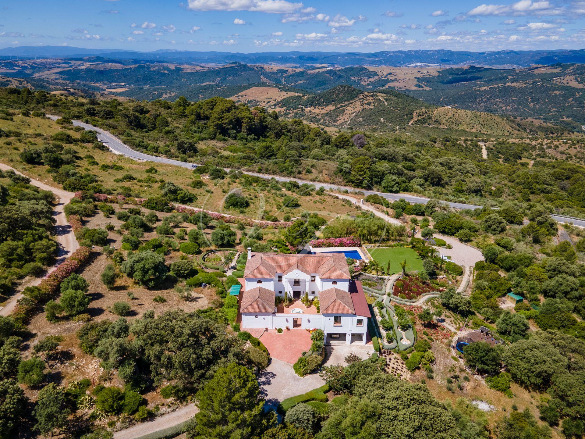 Landhaus zu verkaufen in Casares