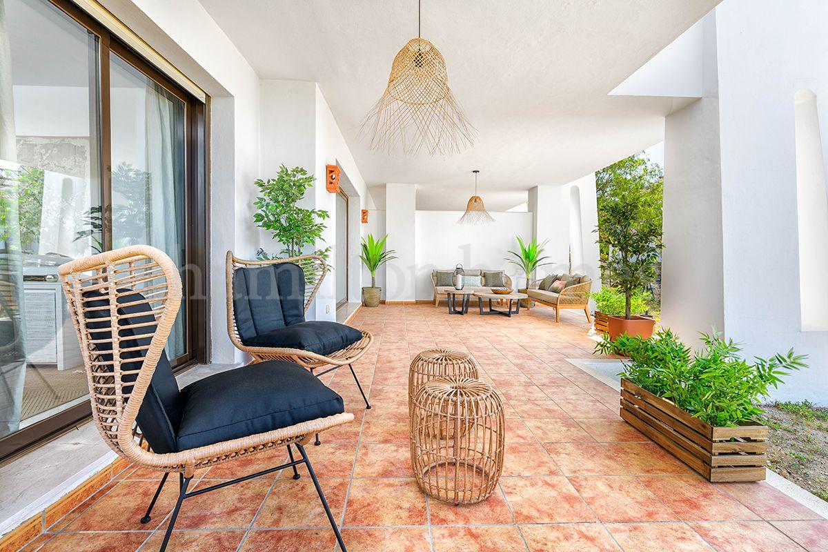 Apartamento Planta Baja en Bahia de Casares, Casares