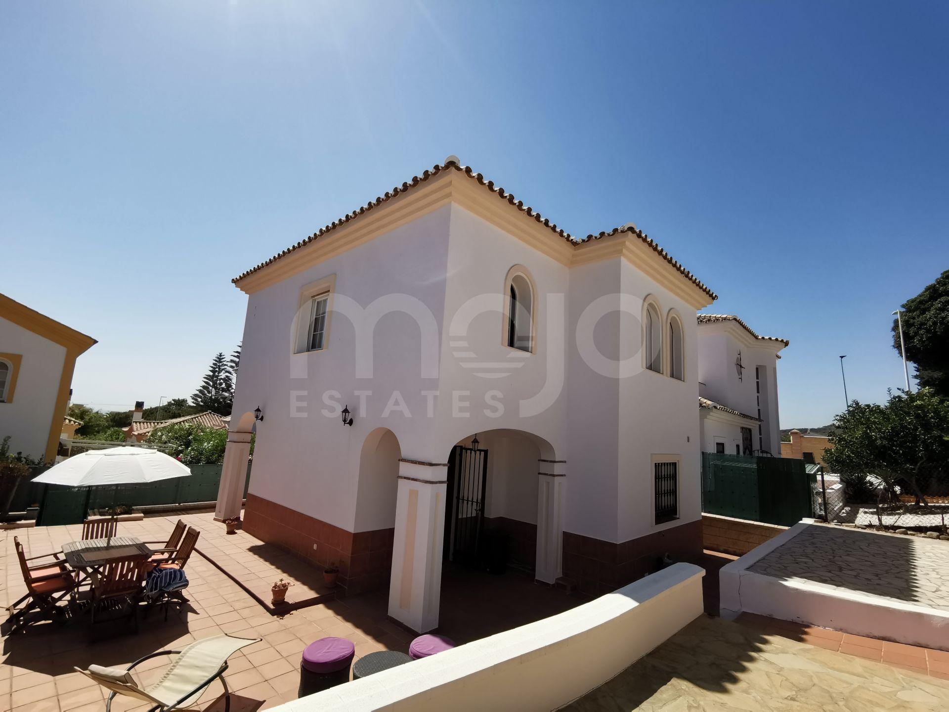 Villa independiente e n Hacienda Guadalupe, Manilva, Costa del Sol
