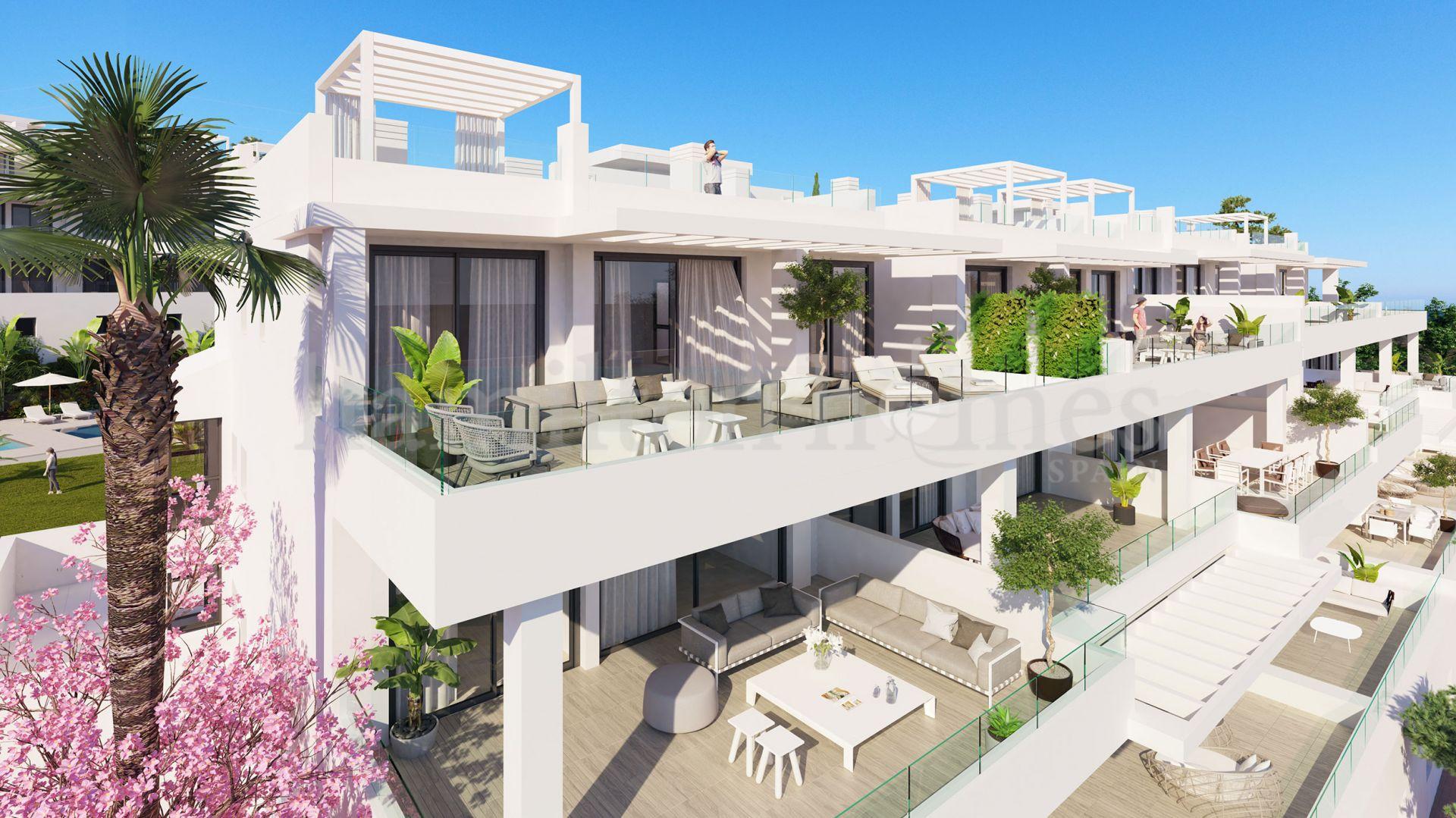 Apartment in Las Olas, Estepona