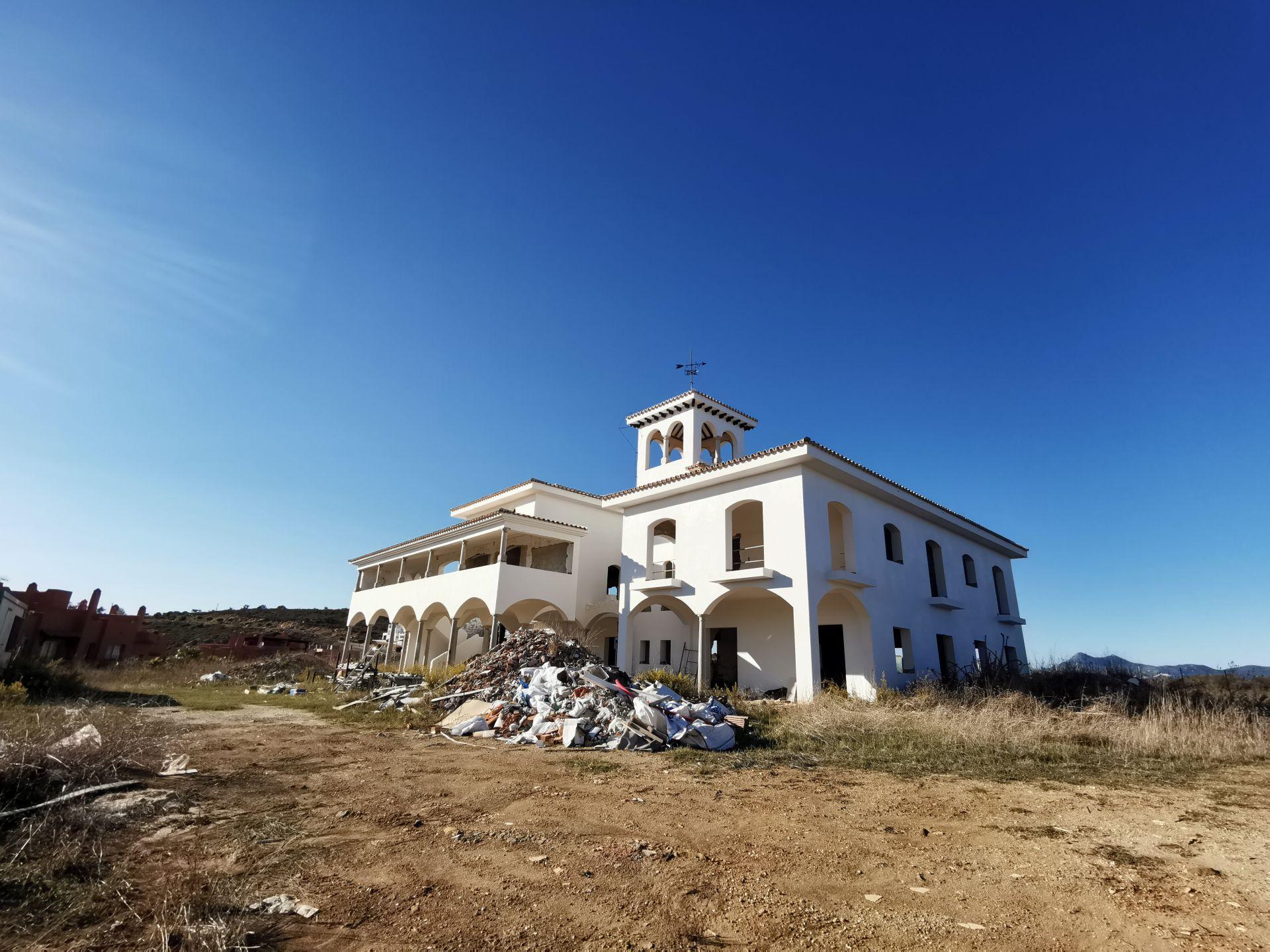 Cortijo in Bahia de las Rocas, Manilva