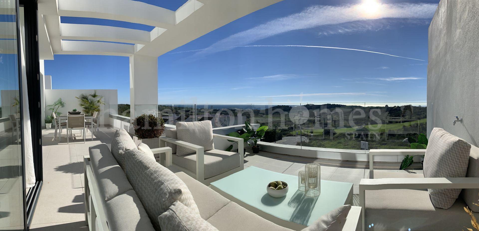 Apartamento en Estepona Golf, Estepona