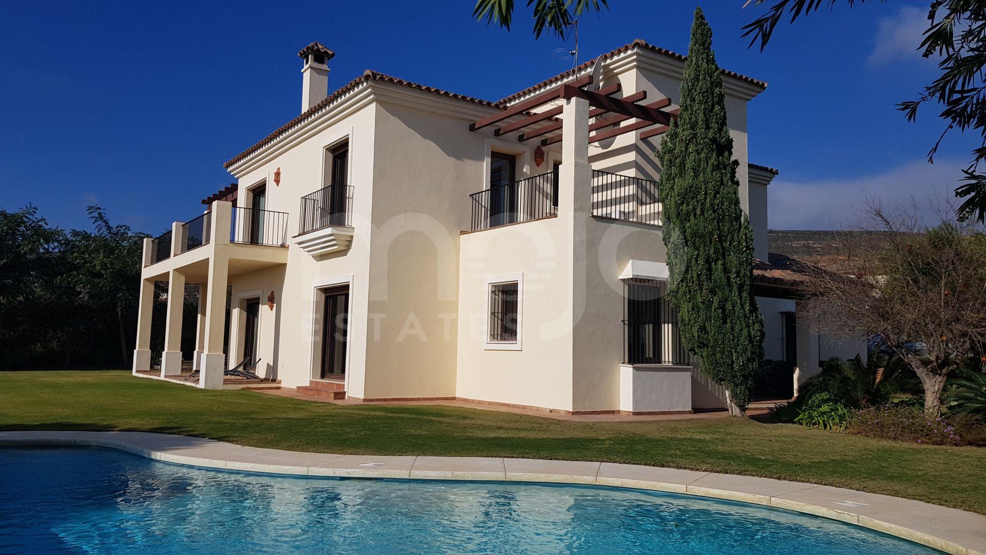 4 bedroom villa for sale in San Diego, 5 minutes away from Sotogrande , Cadiz