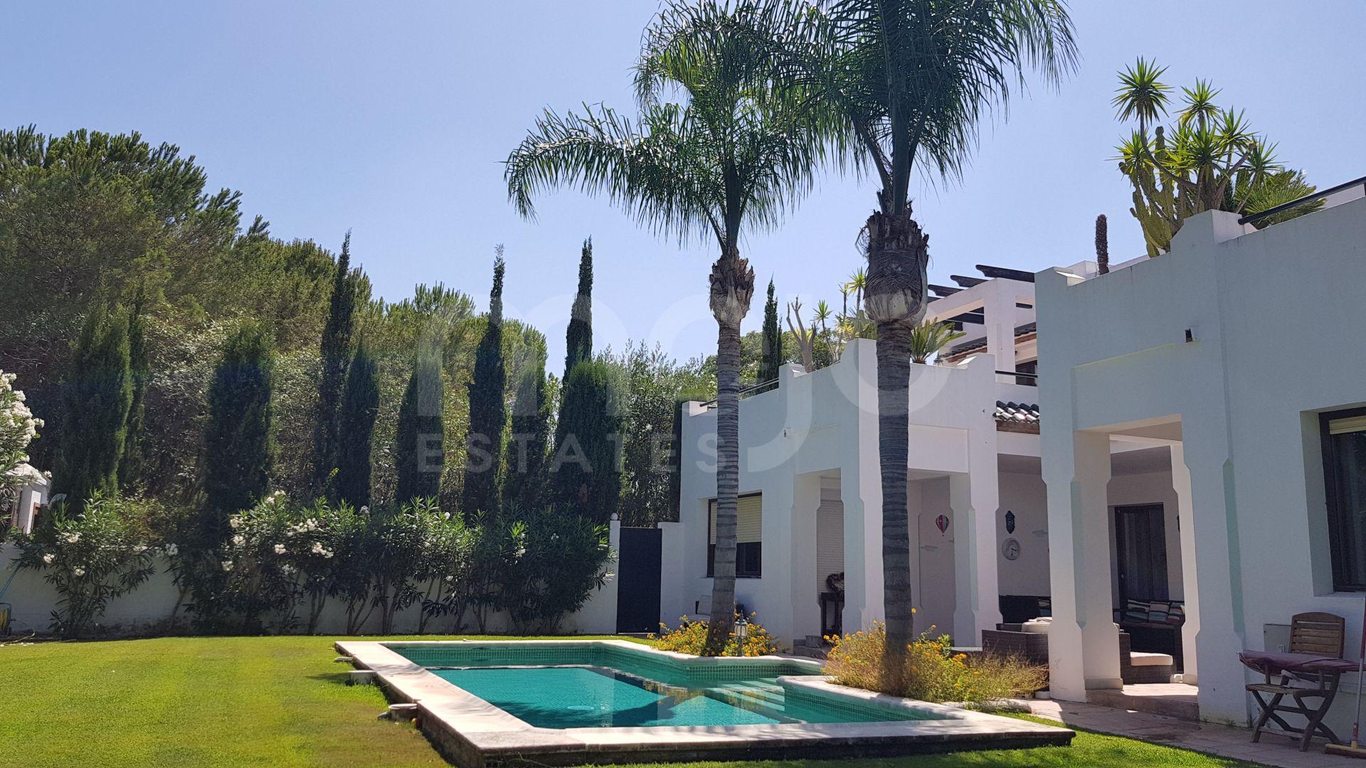 Luxury 4 Bedroom Villa in F zone in Sotogrande