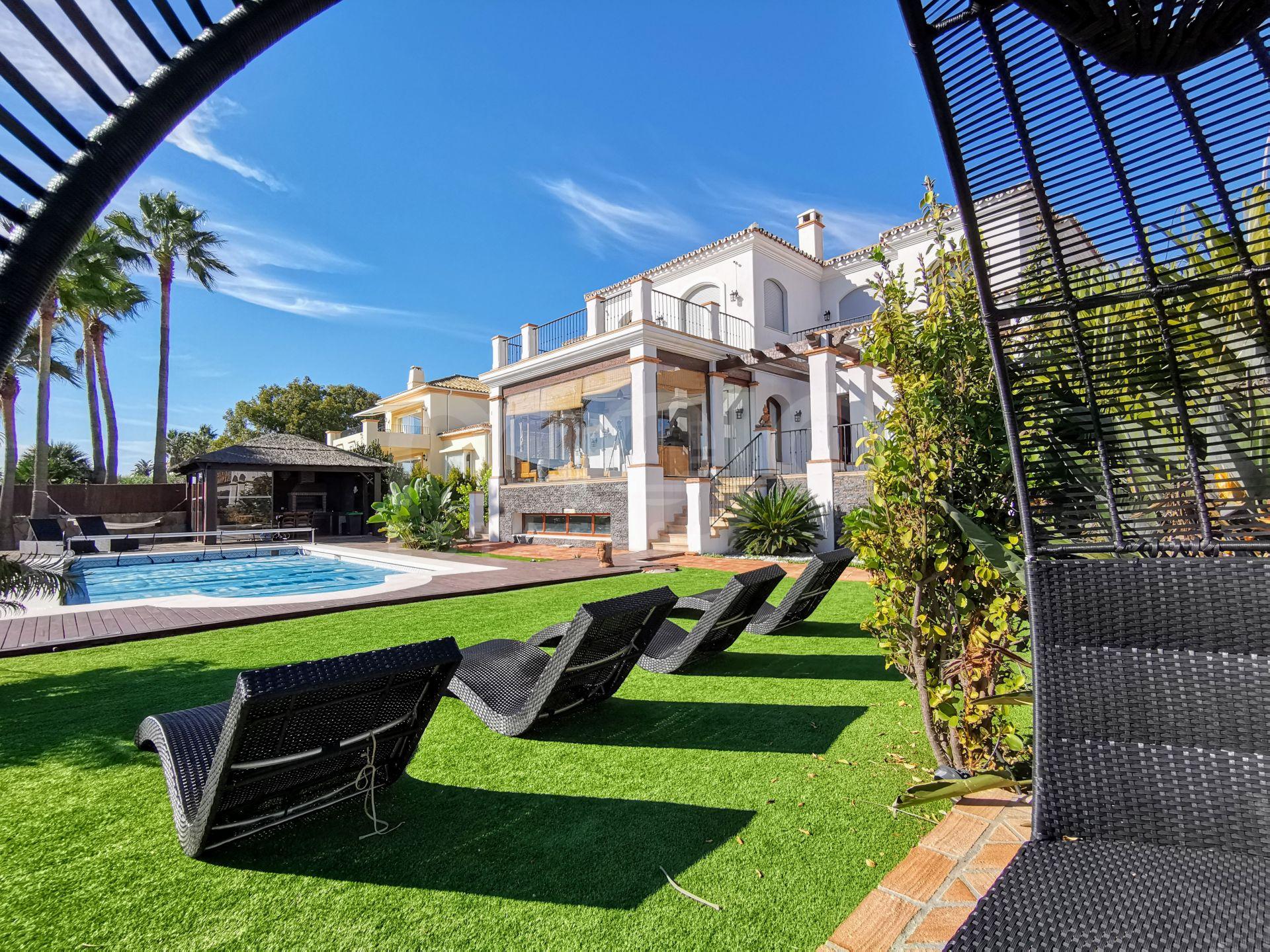 Villa te koop in La Paloma, Manilva