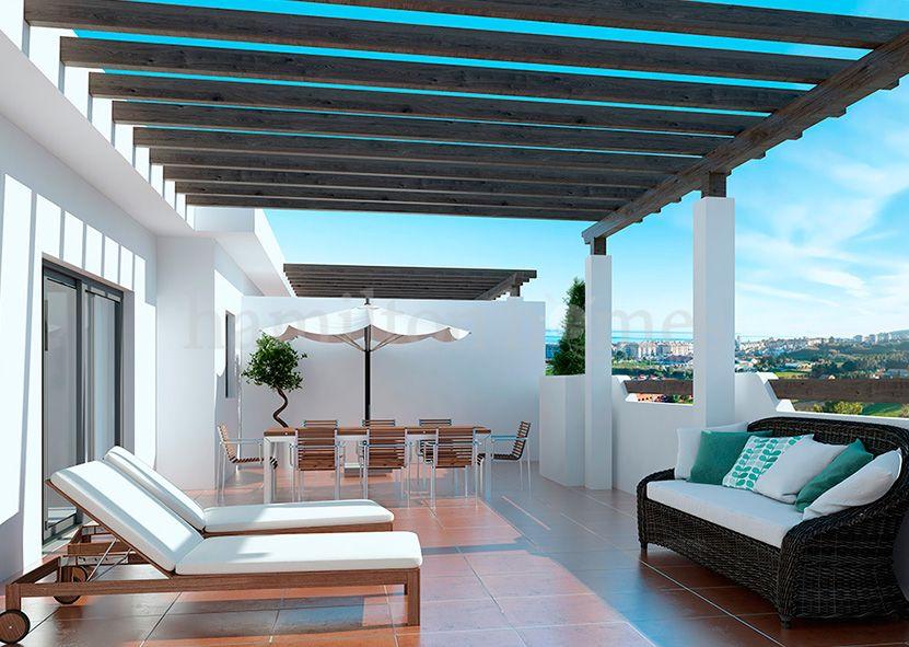 Apartment in Doña Julia, Casares