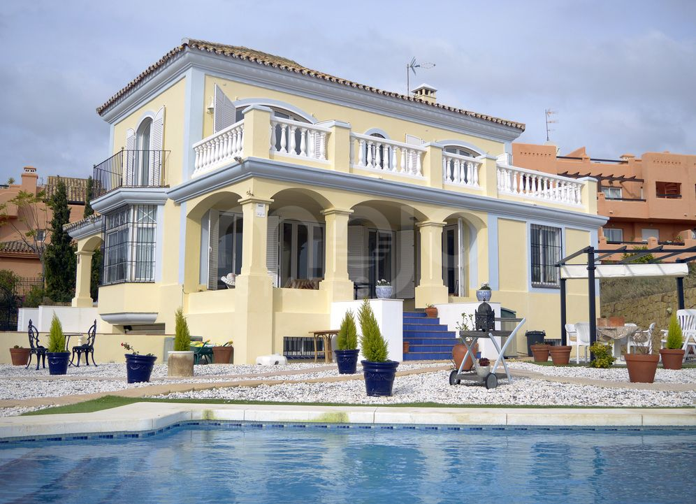4 Bedroom Villa located in Majestic, Casares