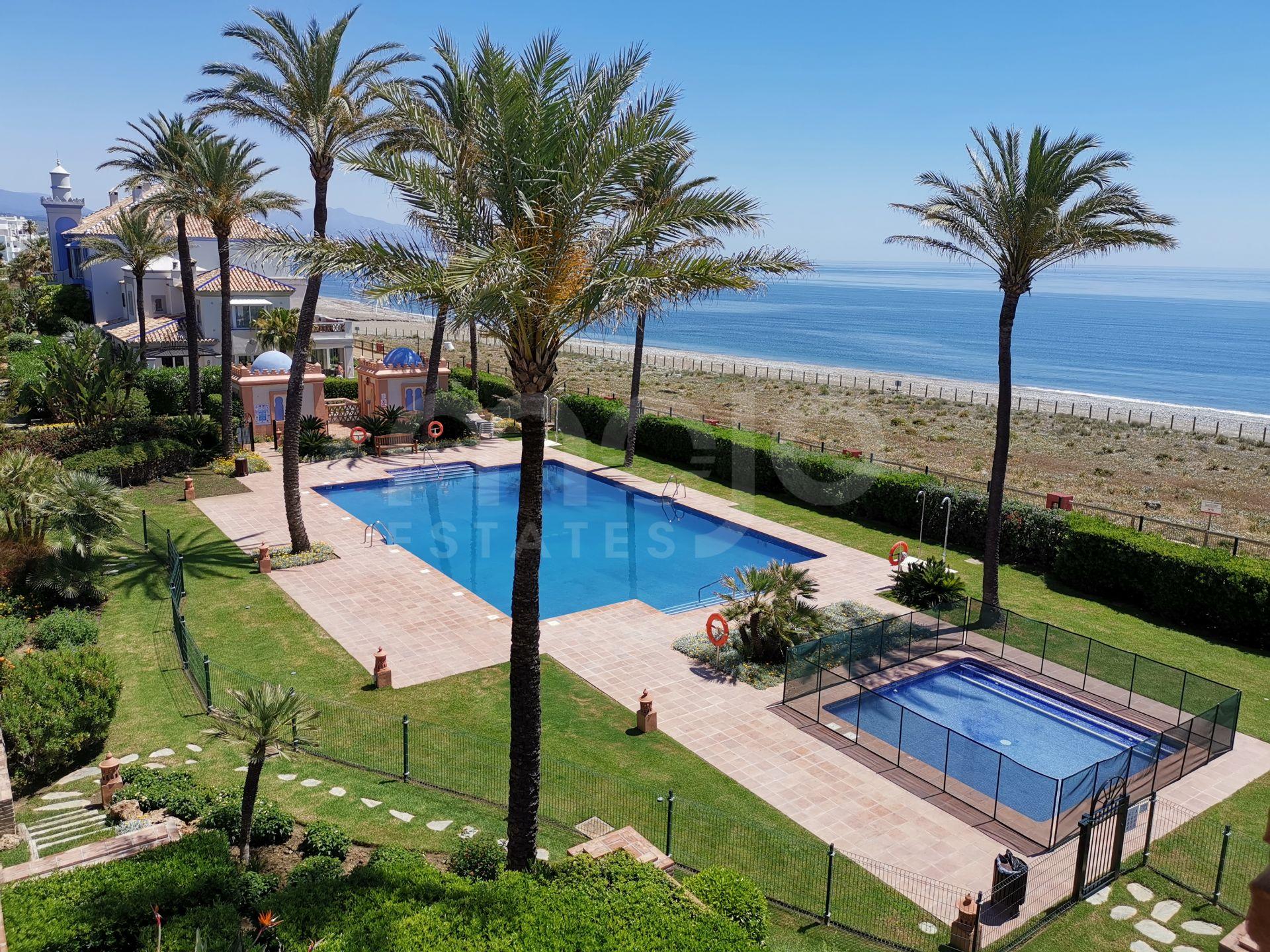 Duplex Penthouse til salg i Casares Playa