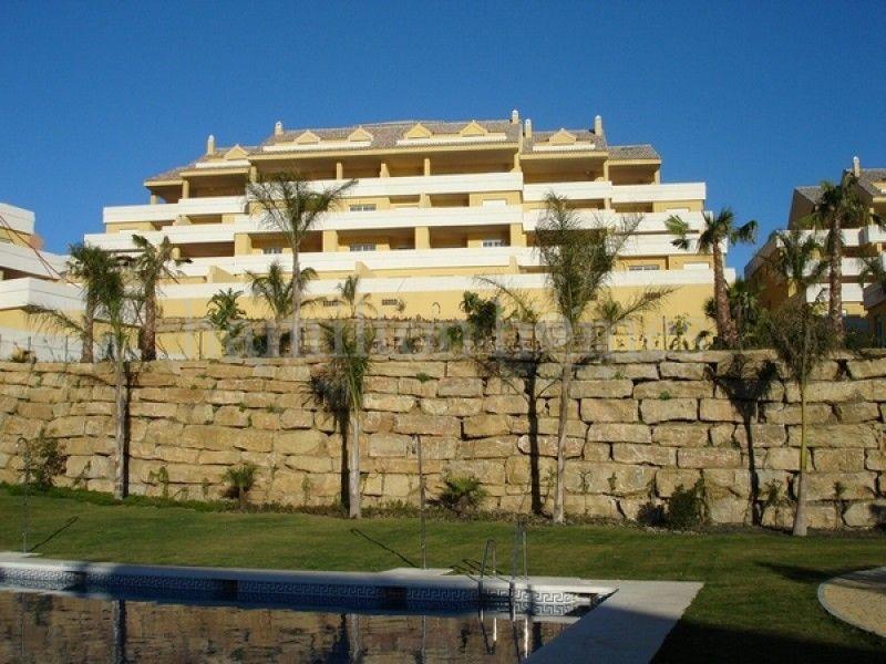 Development in Estepona Puerto, Estepona
