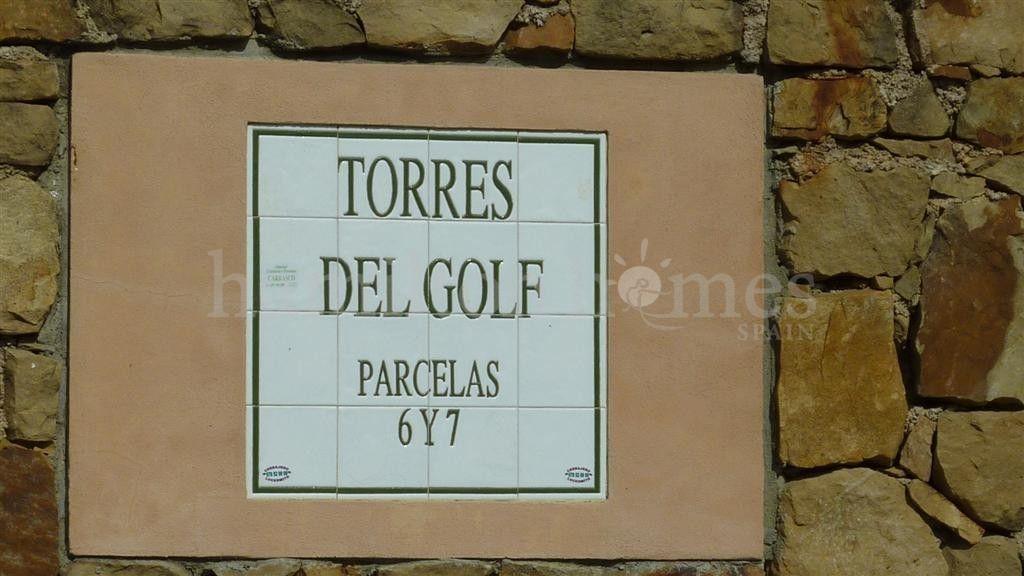 Development in La Duquesa Golf, Manilva