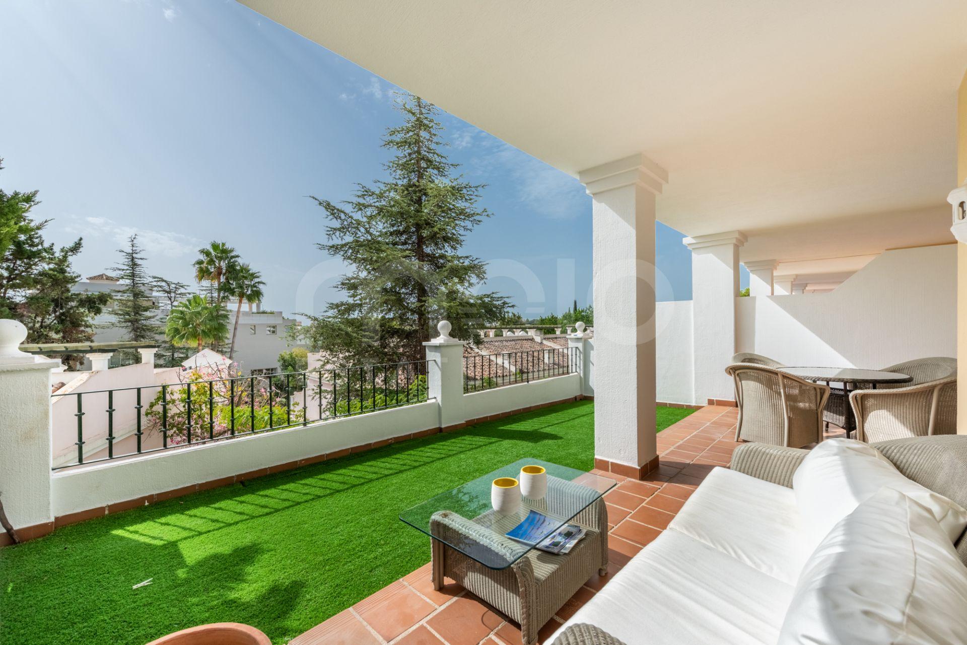 Appartement à vendre dans Aloha Gardens, Nueva Andalucia