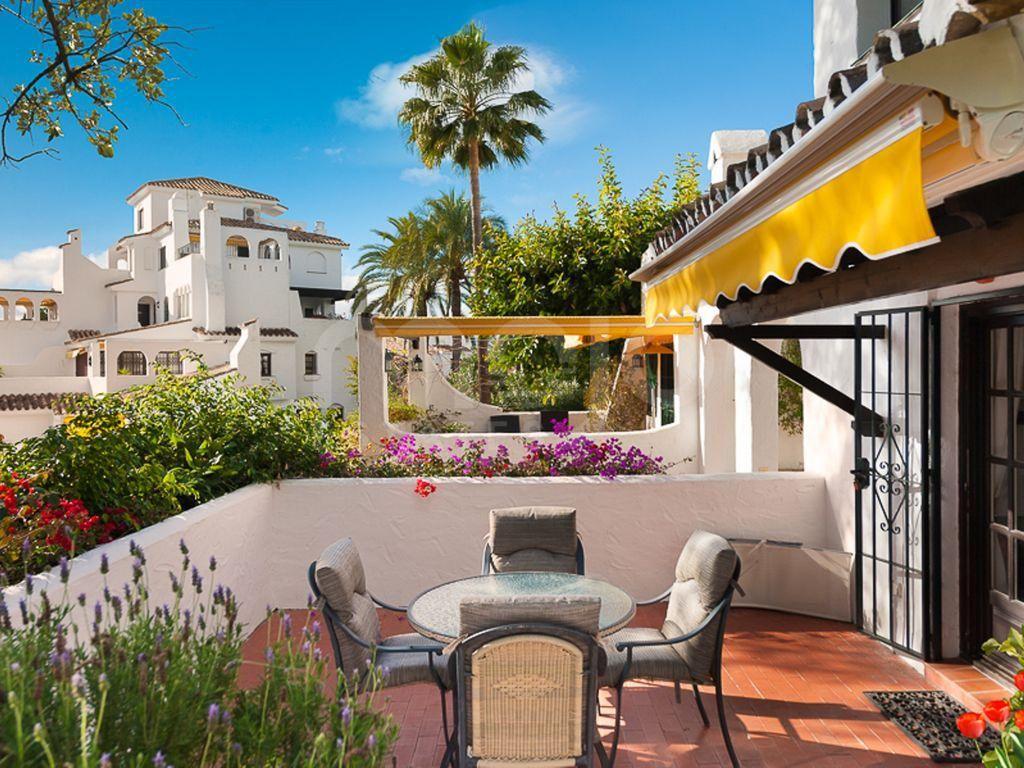 Lägenhet till salu i Aldea Blanca, Nueva Andalucia