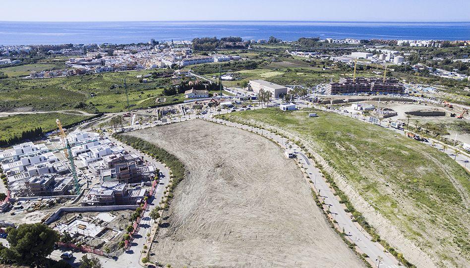 Velvet, luxury villas with seaviews in Cancelada, Estepona
