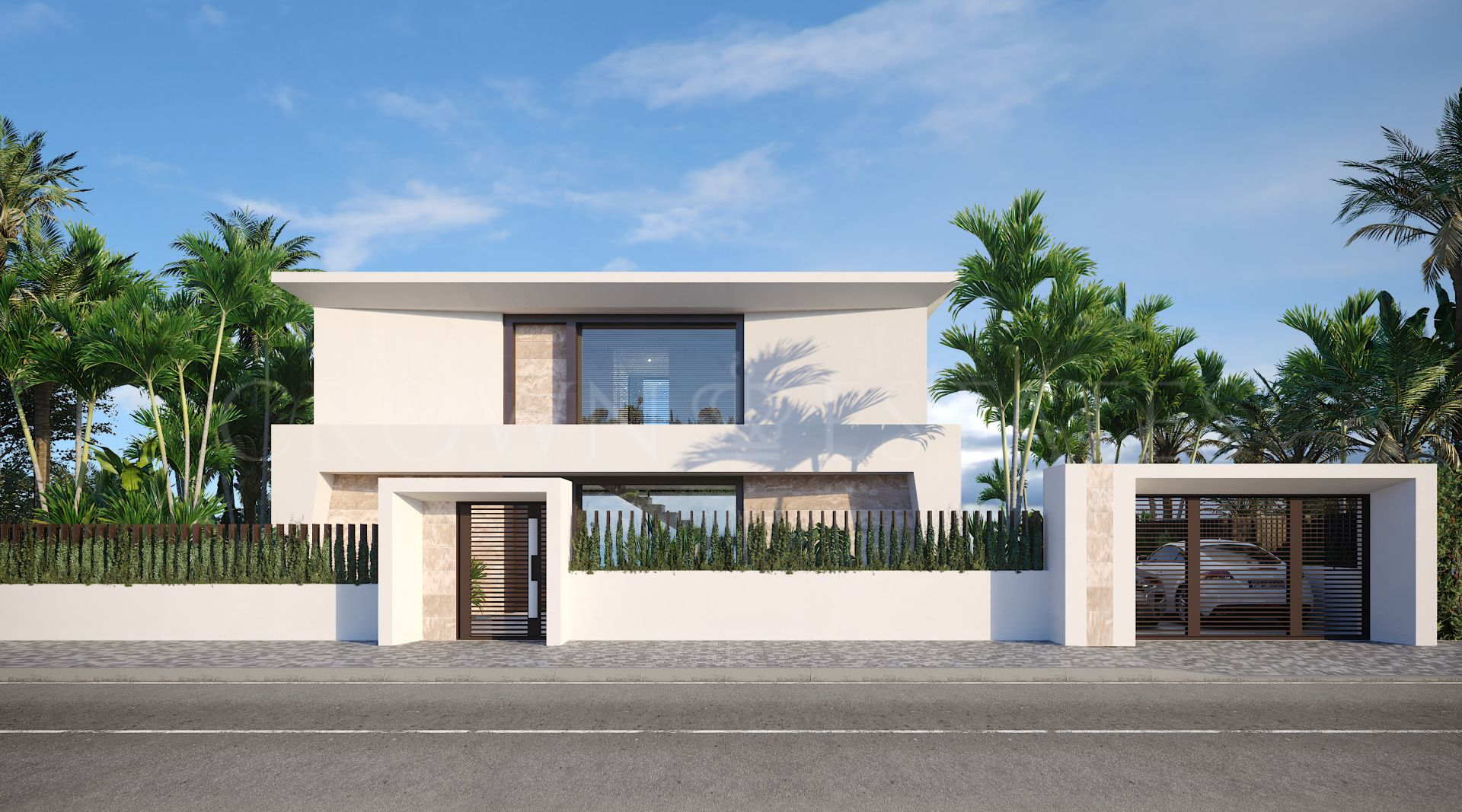 Don Amaro, modern and stylish villas with seaviews in Puerto La Duquesa