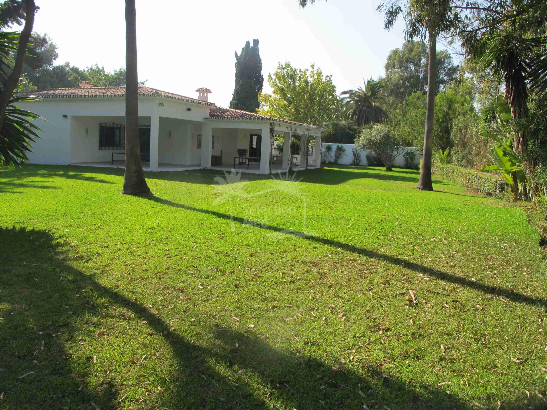 Parcela en Casasola, Estepona