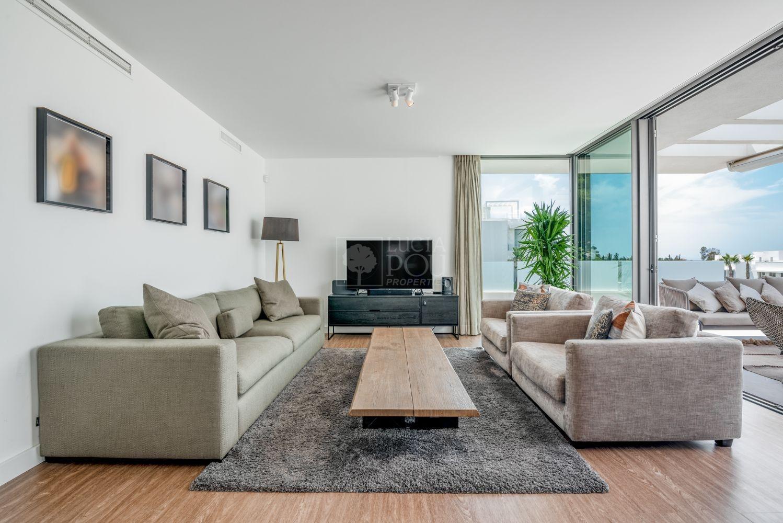 Duplex Penthouse  in New Golden Mile, Estepona