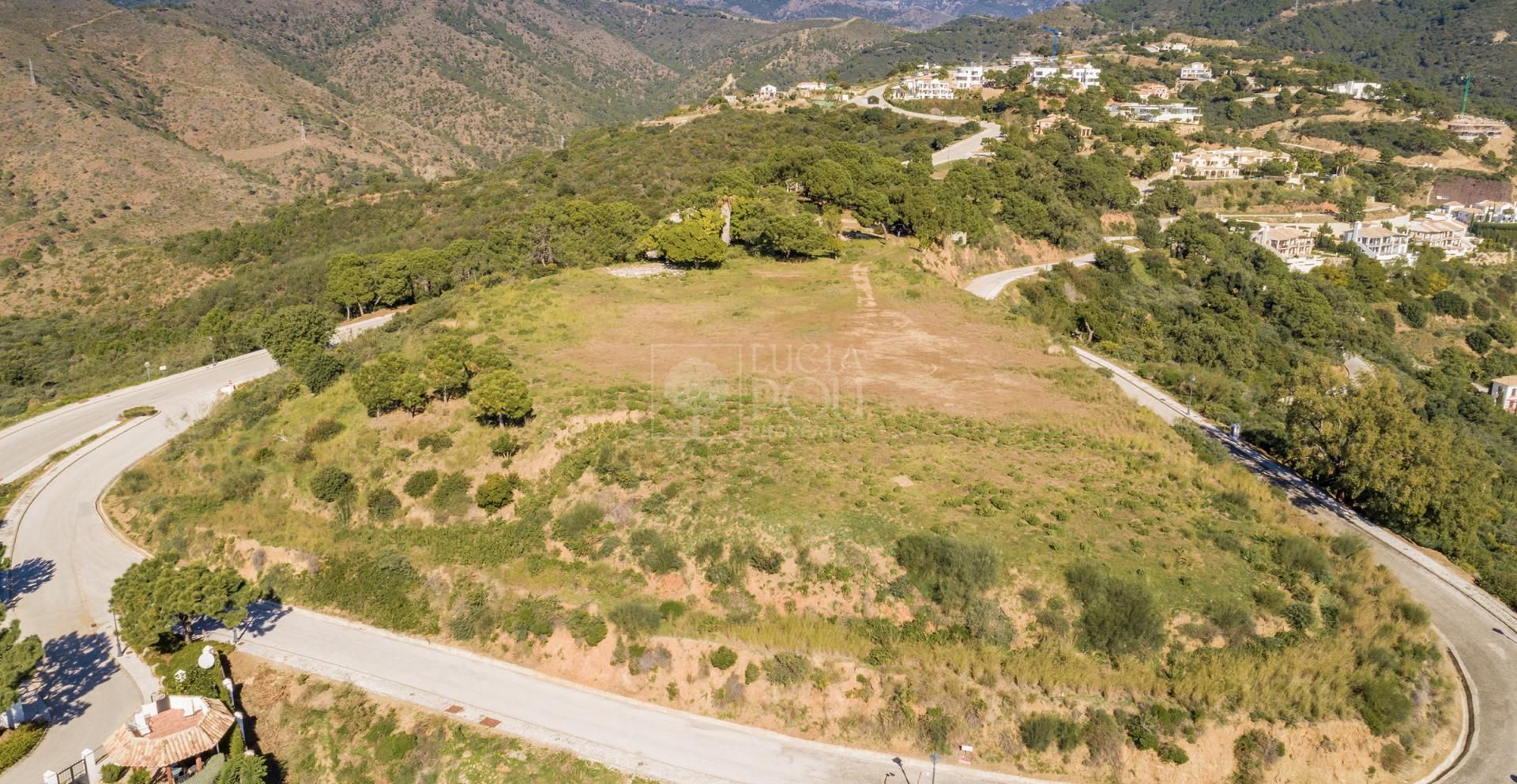 Parcela  en New Golden Mile, Estepona