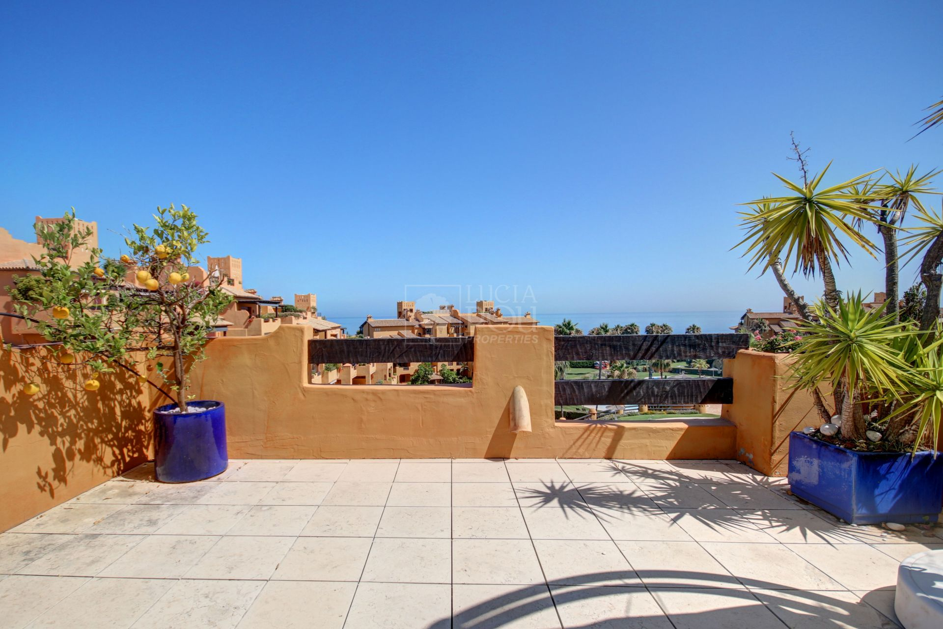 Duplex Penthouse  in Beach Side New Golden Mile, Estepona