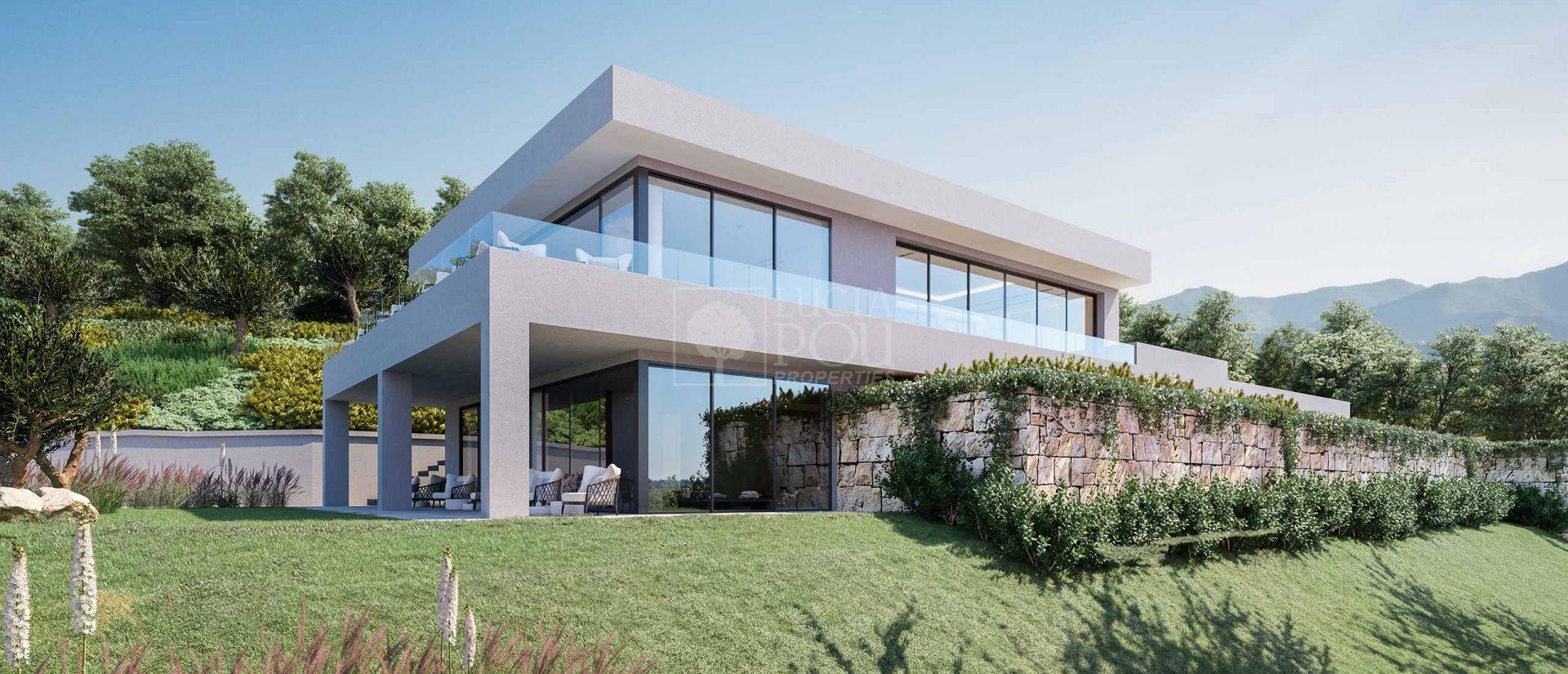 Villa  en New Golden Mile, Estepona