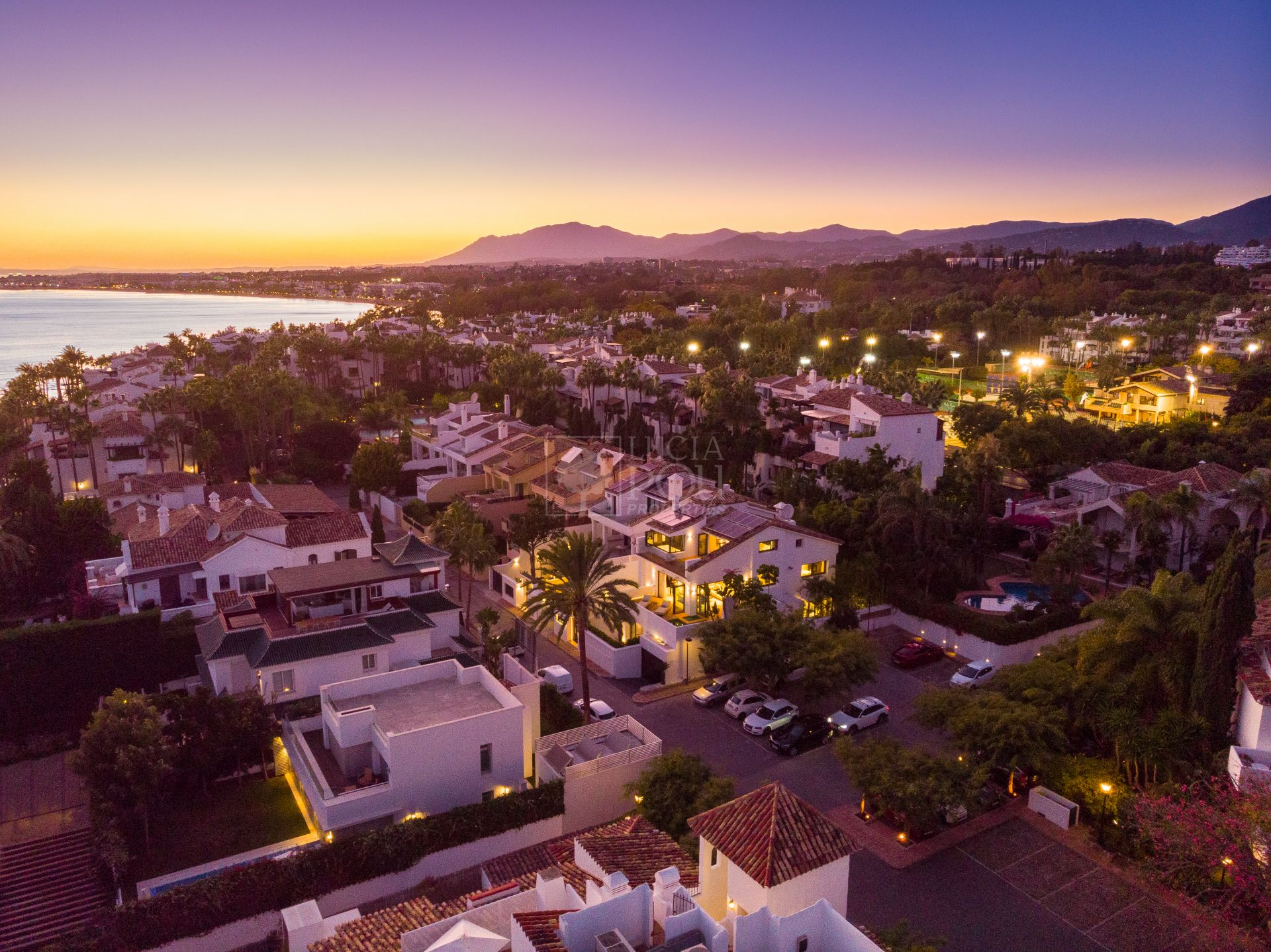 Atico Duplex  en Marbella Golden Mile, Marbella