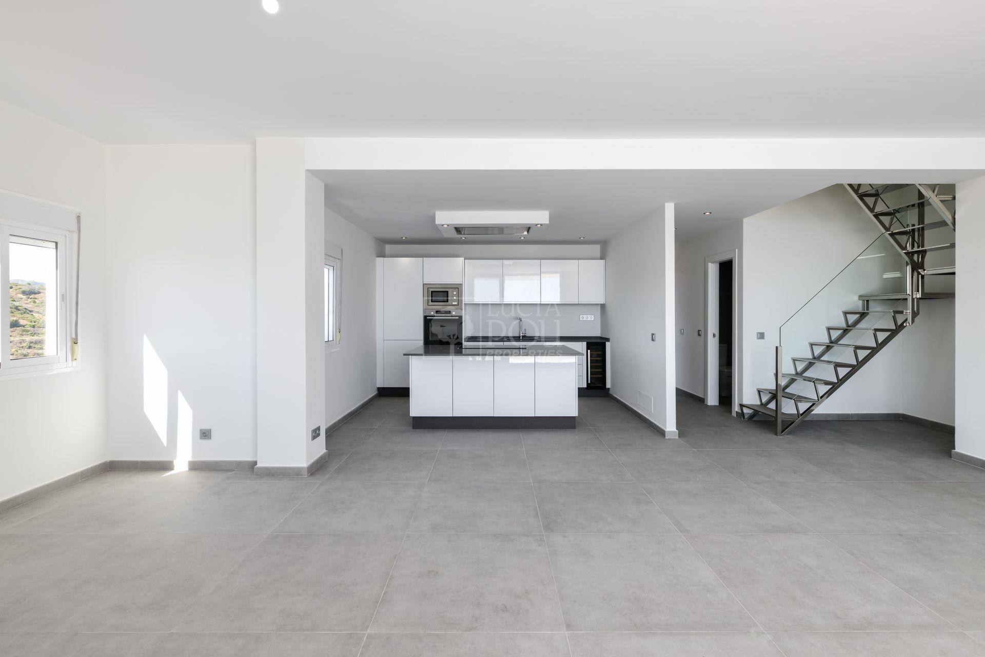 Duplex Penthouse  in Estepona