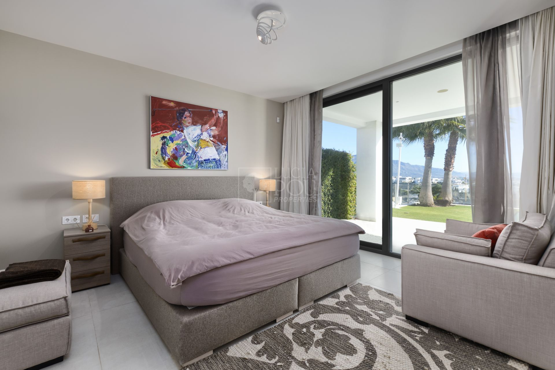 Villa  en New Golden Mile, Estepona